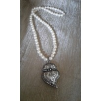 Necklace Viana Heart