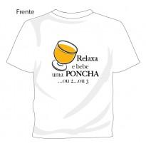 T-shirt Poncha