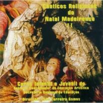 CD Cânticos Religiosos do Natal Madeirense II