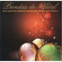 CD Música de Natal: Prendas de Natal