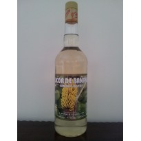 Licor Banana 1L Vidro 20% vol.