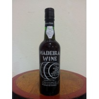 Madeira Wine M / Sweet Barrel 0,375L 18% vol.
