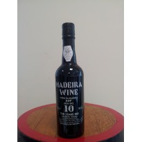 Vinho Madeira 10 Anos Seco 0,375L 18% vol.