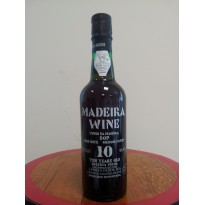 Vinho Madeira 10 Anos M/Doce 0,375L 18% vol.