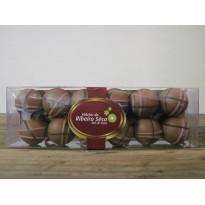 Gâteau de la truffe de canne à sucre des bonbons sirop Ribeiro Sêco 12uni