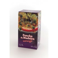 "Liquor ""Poncha de Maracujá"" 20% BiB 1,5 Lts"