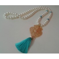 Gold Necklace Viana Heart