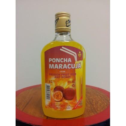 Poncha Passion Fruit Pet 0,50L 25% vol.
