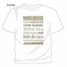 T-Shirt Madeirense