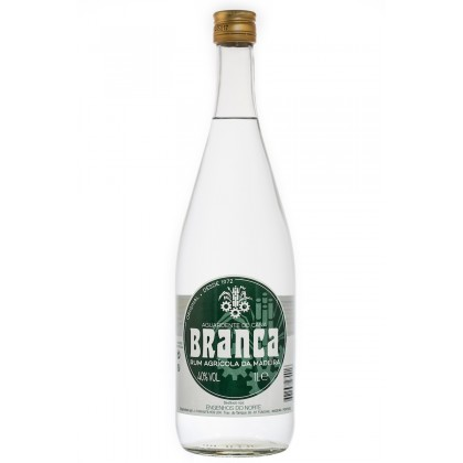 "Brandy ""White"" 1L glass 40% vol."