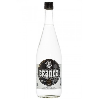 "Brandy ""White"" 1L glass 50% vol."
