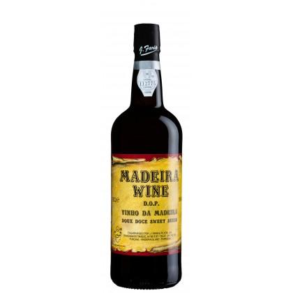 Madeira wine Sweet 0.75L 18% vol.
