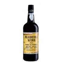 Vinho Madeira Meio Doce 0,75L 18% vol.