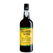 Vinho Madeira Meio Seco 0,75L 18% vol.