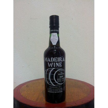 Madeira Wine Medium Dry 0.75L 18% vol.
