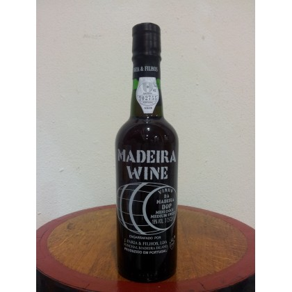 Vinho Madeira M/Doce Barril 0,375L 18% vol.
