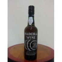 Vinho Madeira Meio Seco 0,375L 18% vol.