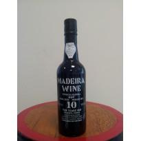 Vinho Madeira 10 Anos M/Seco 0,375L 18% vol.