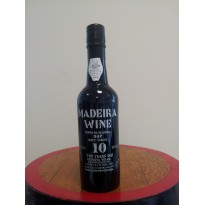 Madeira Wine 10 Years Sweet 0,375L 18% vol.