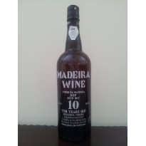 Madeira Wine 10 Years Dry 0.75L 18% vol.