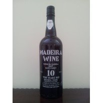 Madeira Wine 10 Years Sweet 0.75L 18% vol.