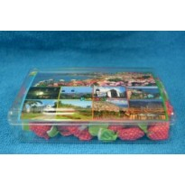 Traditional Strawberry Candy 275 g Box Rect.