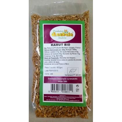 Organic Kamut 400 GRS