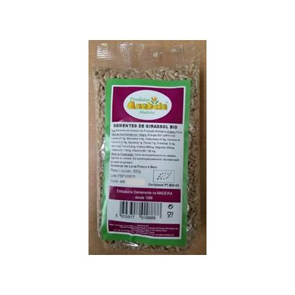 Organic Sunflower Seeds 300 GRS